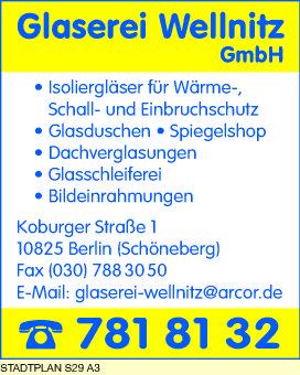 Glaserei Wellnitz GmbH