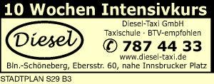 Diesel-Taxi GmbH