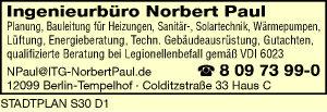 Ingenieurbüro Norbert Paul