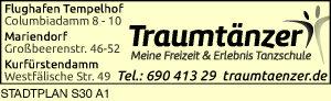 Logo von Traumtänzer Tanzschule