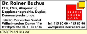 Logo von Bachus Rainer Dr.