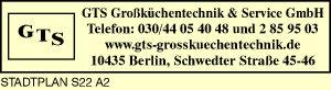GTS Großküchentechnik & Service GmbH