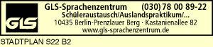 Logo von GLS-Sprachenzentrum
