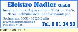 Elektro Nadler GmbH