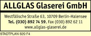 ALLGLAS Glaserei GmbH