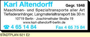 Altendorff