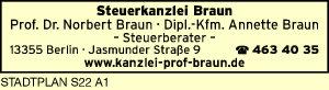 Braun, Annette, Dipl.-Kfm. u. Prof. Dr. Norbert Braun