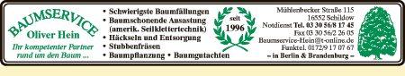 Baumservice Oliver Hein