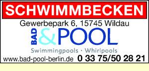 Logo von Bad & Pool
