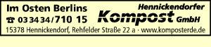 Hennickendorfer Kompost GmbH