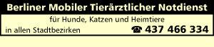 Berliner Mobiler Tierärztlicher Notdienst