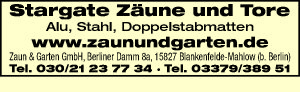 Zaun & Garten GmbH