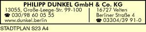 DUNKEL GmbH & Co. KG