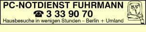 PC-Notdienst Fuhrmann