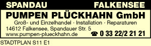 Pumpen Plückhahn GmbH - Pumpenservice