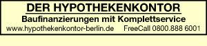 Logo von DER HYPOTHEKENKONTOR Baufinanzierungen