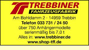 Trebbiner Fahrzeugfabrik
