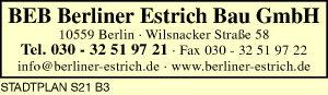 BEB Berliner Estrich GmbH