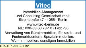 Vitec Immobilien-Management und Consulting GmbH