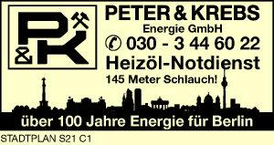 PETER & KREBS Energie GmbH