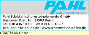 Pahl Edelstahlschornsteinelemente GmbH