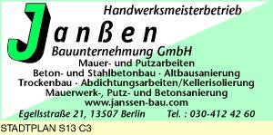 Janßen Bauunternehmung GmbH