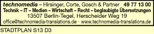 Technomedia, Hirsinger, Corte, Gosch & Partner