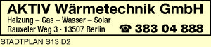 Aktiv Wärmetechnik GmbH
