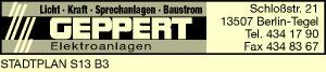 Logo von Geppert