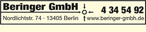 Beringer GmbH