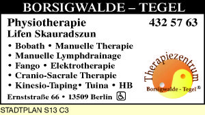 Therapiezentrum Borsigwalde-Tegel, Lifen Skauradszun