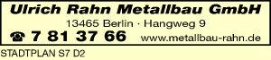 Rahn Metallbau GmbH