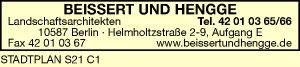 Logo von Beissert und Hengge
