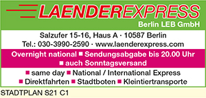 Laenderexpress Berlin LEB GmbH