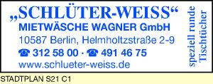 Schlüter-Weiss Mietwäsche Wagner GmbH