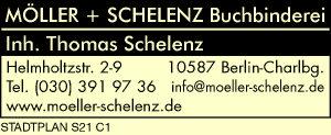 Möller + Schelenz Buchbinderei, Inh. Thomas Schelenz