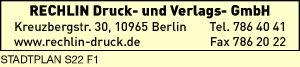 Rechlin Druck- und Verlags- GmbH