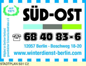 Winterdienst-Süd-Ost