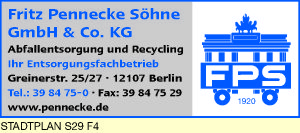 Fritz Pennecke Söhne Abfallentsorgung und Recycling GmbH & Co. KG