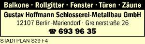 Gustav Hoffmann Schlosserei-Metallbau GmbH