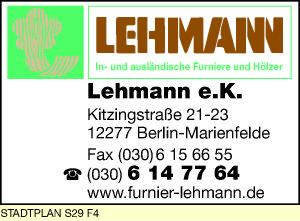 Lehmann e.K.
