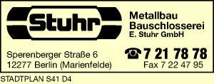 E. Stuhr GmbH