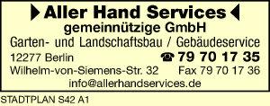 Aller Hand Services gemeinnützige GmbH