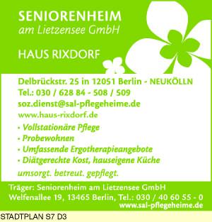 Seniorenheim am Lietzensee GmbH