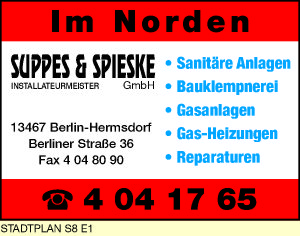 Suppes & Spieske Installateurmeister GmbH