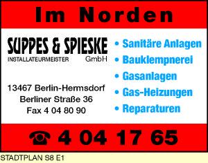 Suppes & Spieske Installateurmeister GmbH