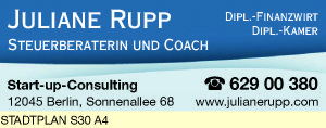 Logo von Rupp Juliane Dipl.-Finanzwirt, Dipl.-Kamer