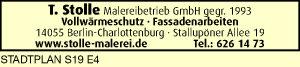 Stolle Malereibetrieb GmbH, T.
