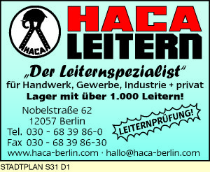 Haca-Leitern
