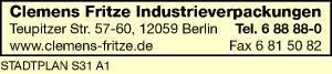 Clemens Fritze Industrieverpackungen